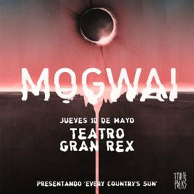 Mogwai en Argentina