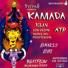 Kamada + Klan en Beatflow