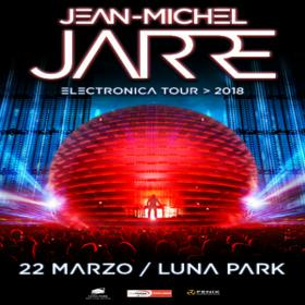 Jean-Michel Jarre en Argentina