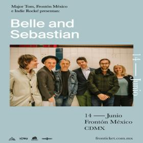 Belle and Sebastian en México