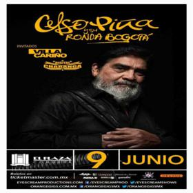 Celso Piña y su Ronda Bogotá en México