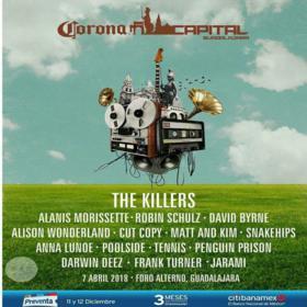 Festival Corona Capital en México