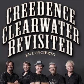 Creedence Clearwater Revisited en México