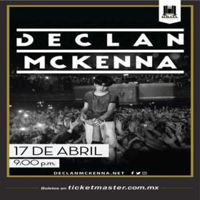 Declan McKenna en México