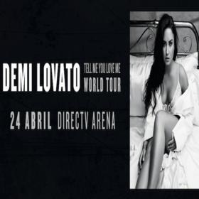 Demi Lovato en Argentina