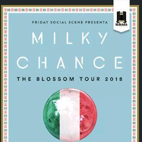 Milky Chance en México