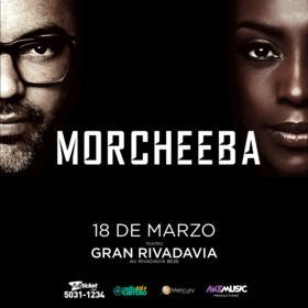Morcheeba en Argentina