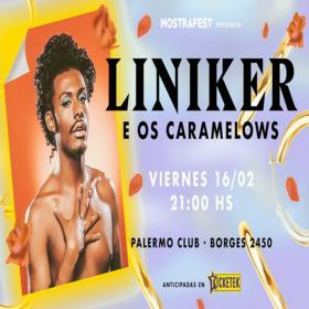 LINIKER e os Caramelows en Buenos Aires