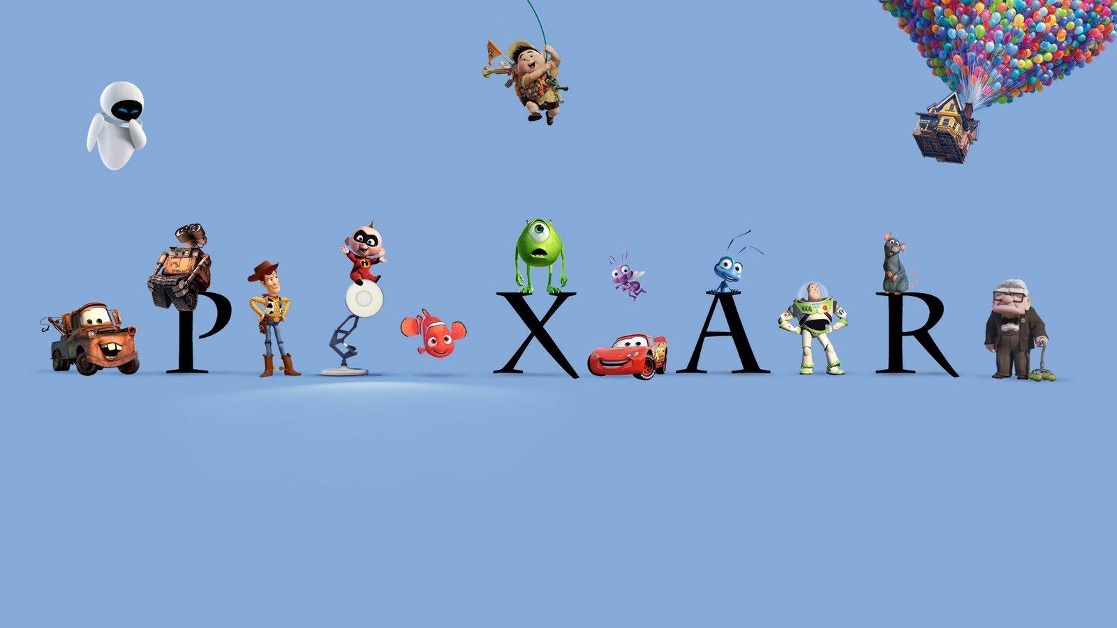 Pixar - Todos los anuncios de la d23