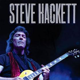 Steve Hackett en Argentina