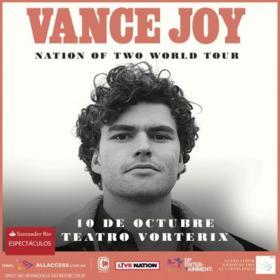 Vance Joy en Argentina
