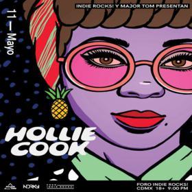 Hollie Cook en México