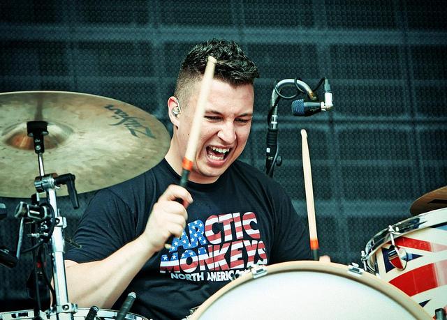 Matt Helders de Arctic Monkeys planea un disco solista