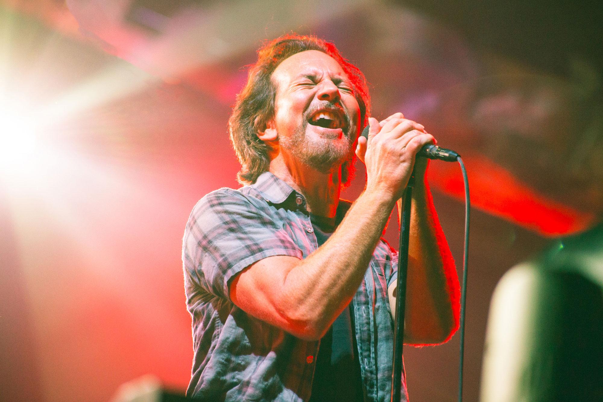 Pearl Jam ya tiene lista la mitad de su nuevo disco
