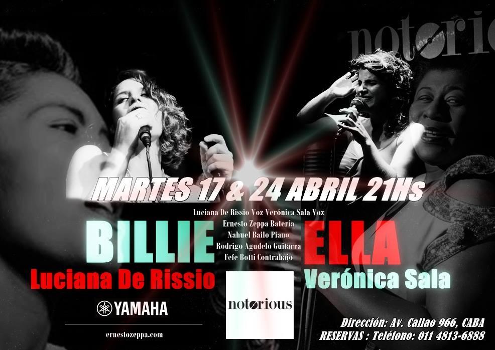Billie & Ella en Notorious