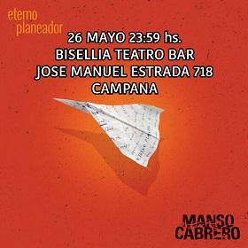 Manso Cabrero en Campana