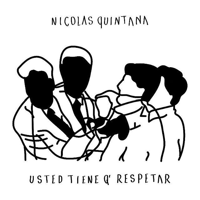 Nicolás Quintana en La Tangente