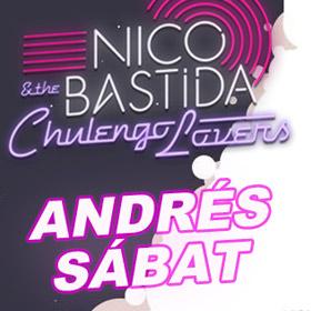 Nico Bastida & The Chulengo Lovers en La Plata