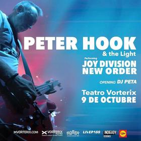 Peter Hook & The Light en Teatro Vorterix