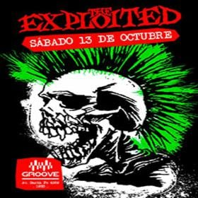 The Exploited en Argentina