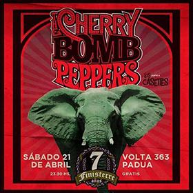 The Cherry Bomb Peppers en San Antonio de Padua