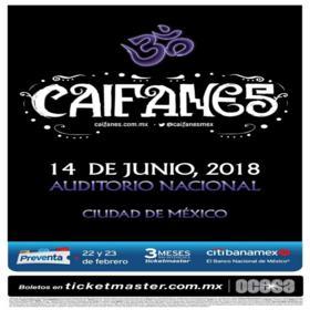 Caifanes en Ciudad de México