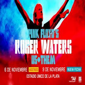 Roger Waters en el Estadio Único de La Plata