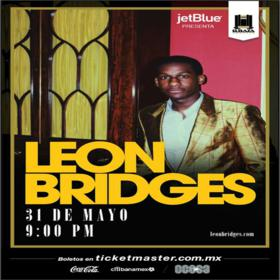Leon Bridges en México