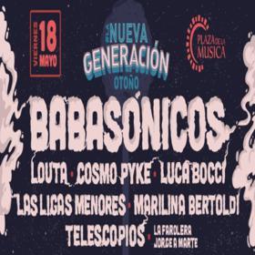 Festival La Nueva Generación Otoño en Córdoba