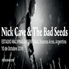 Nick Cave & The Bad Seeds en Argentina