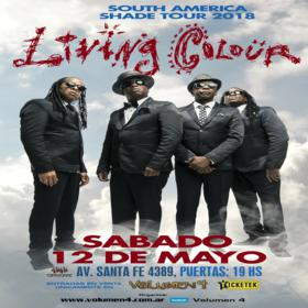 Living Colour en Argentina