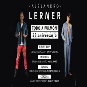 Alejandro Lerner en Rosario