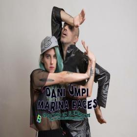 Marina Fages y Dani Umpi en El Emergente