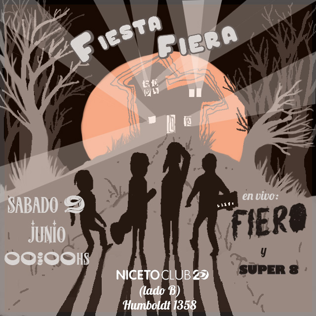 Fiesta Fiera en Niceto