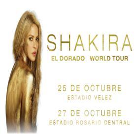 Shakira en Buenos Aires