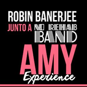 Amy Experience en Groove