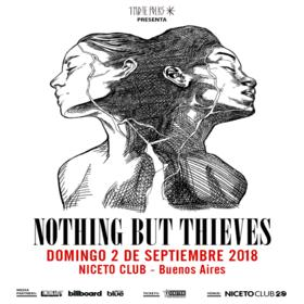 Nothing But Thieves en Argentina