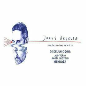 Jorge Drexler en Mendoza