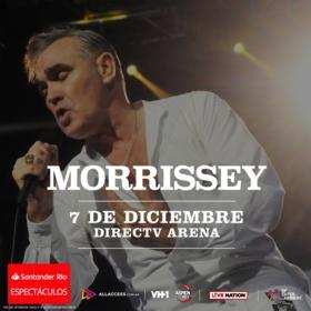 Morrissey en Argentina