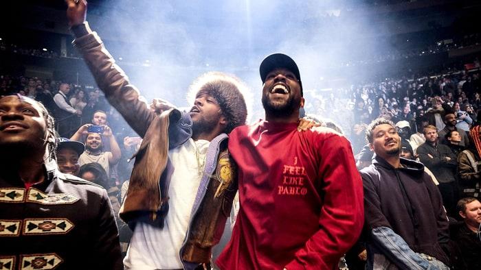 Kanye West / Kid Cudi – Kids See Ghosts