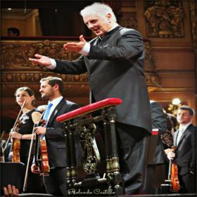 Daniel Barenboim + Orquesta Staatskapelle Berlín en Teatro Colón