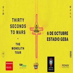 Thirty Seconds To Mars en Argentina