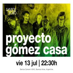 Proyecto Gómez Casa en Santos 4040
