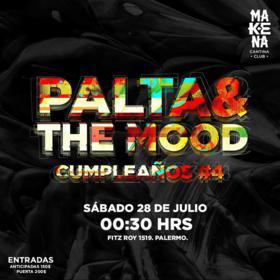 Palta & the Mood en Makena