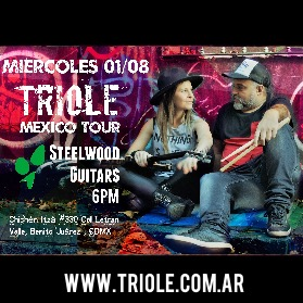 Triole en Steelwood Guitars