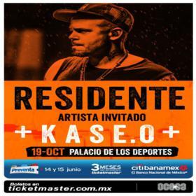 Residente y Kase. O en México