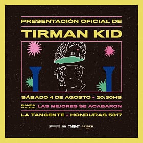 Tirman Kid en La Tangente