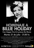 Homenaje a Billie Holiday en Notorius