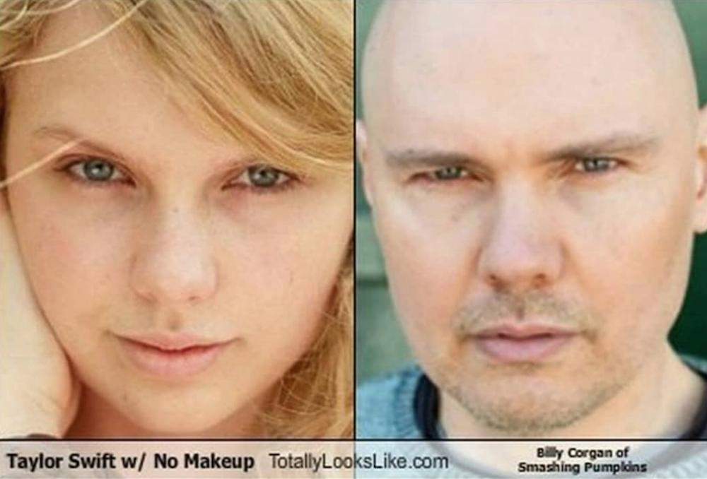 Por Un Meme Billy Corgan Aclara Que No Es El Padre De Taylor Swift