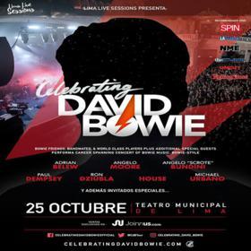 Celebrating David Bowie en Perú